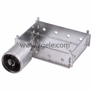 Low price ATS terminal connector auto parts manufactures,IF-018