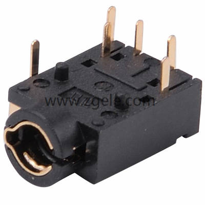 Low price 4 pin phone jack supplier,PJ-355HF