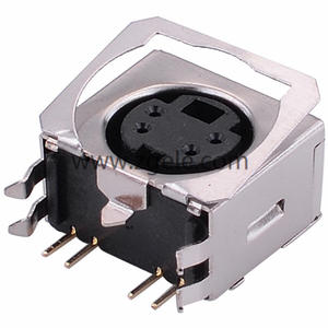 High quality 8pin mini din connector supplier