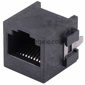 Low price rj connectors discount,RJ45-8001