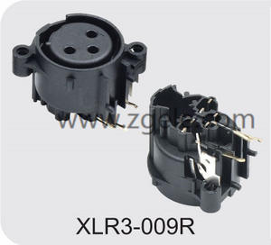 custom-made 7 Pin With Push Switch XLR Combo Socket manufactures