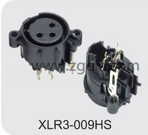 china Microphone Chassis Jack supplier