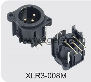 Low price xlr cannon combo connector manufactures