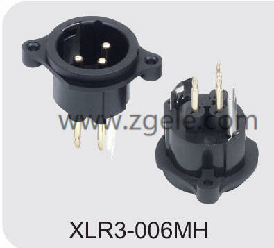 Low price connect network manufactures,XLR3-006MH