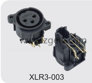 Low price XLR (CT) CONNECTOR supplier