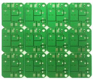 4L FR4 HASL Buried capacitance of embedded circuit board