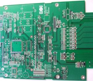 Grosor de placa de un solo lado2.0mm OSP Base de cobre PCB