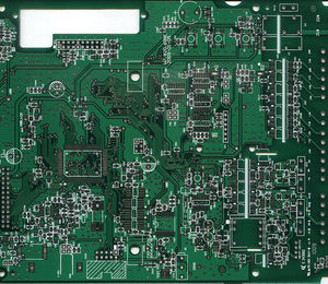 Placa 8L min-hole 0.25mm Carbon HASL PCB