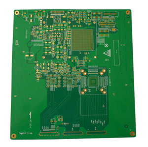 quick turn 10L FR4 IT158 immersion gold-Osp board pcb manufacturer