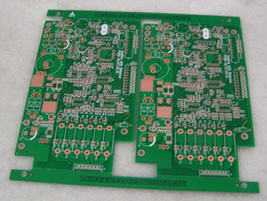 High frequency 6l fr4 immersion gold buried blind via pcb expert