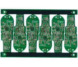 6L thickness1.6mm copper core thickness0.5mm HASL PCB board