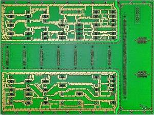 laminate manufacturers 6L rogers-FR4 hybrid PCB exporter