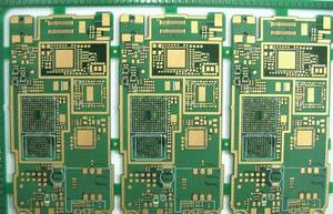 PCB sample 4L FR4 immersion gold impedance control PCB  expert