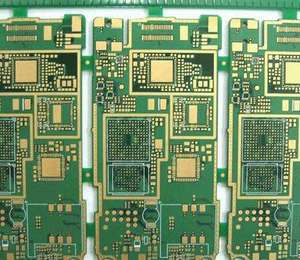 PCB di controllo dell'impedenza dell'oro ad immersione 4L FR4