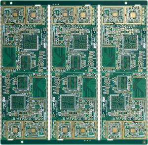 universal plated half hole immersion gold board for pcb sale