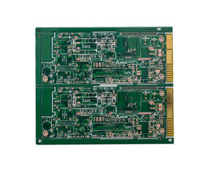 local manufacturer 4L buried hole gold-finger circuit board expert