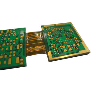 fab 16L immersion gold rigid-flex PCB thickness1.6mm 3oz min-hole0.2mm