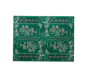 12L grosor verde 1.0mm OSP placa PCB