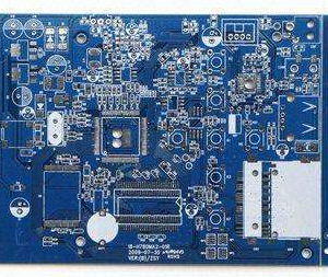 10L 3-3mil rogers immersion silver-OSP rigid PCB