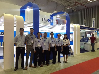 Fachmesse in HCMC VIETNAM im September 2016