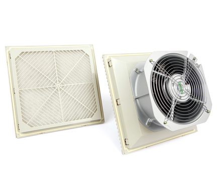 FK6626 Axial Fan Filter