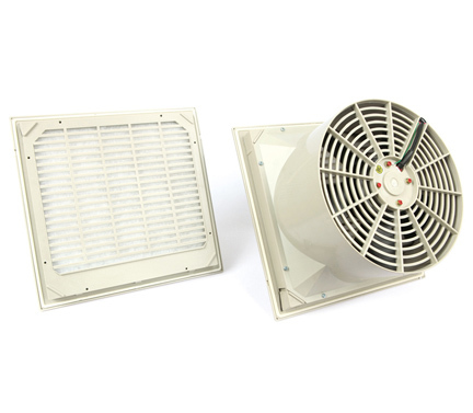 FK7726 Ventilator Axial Fan Filter