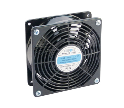 F2E-120S / B ng ehe Fan For Panel