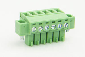 High Quality China Wholesale Wiring Terminal Block  Manufacturer