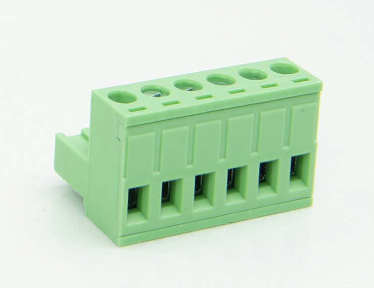 2ELPK-5.08 / 2ELPK-5.00 PCB Terminal Block Connector
