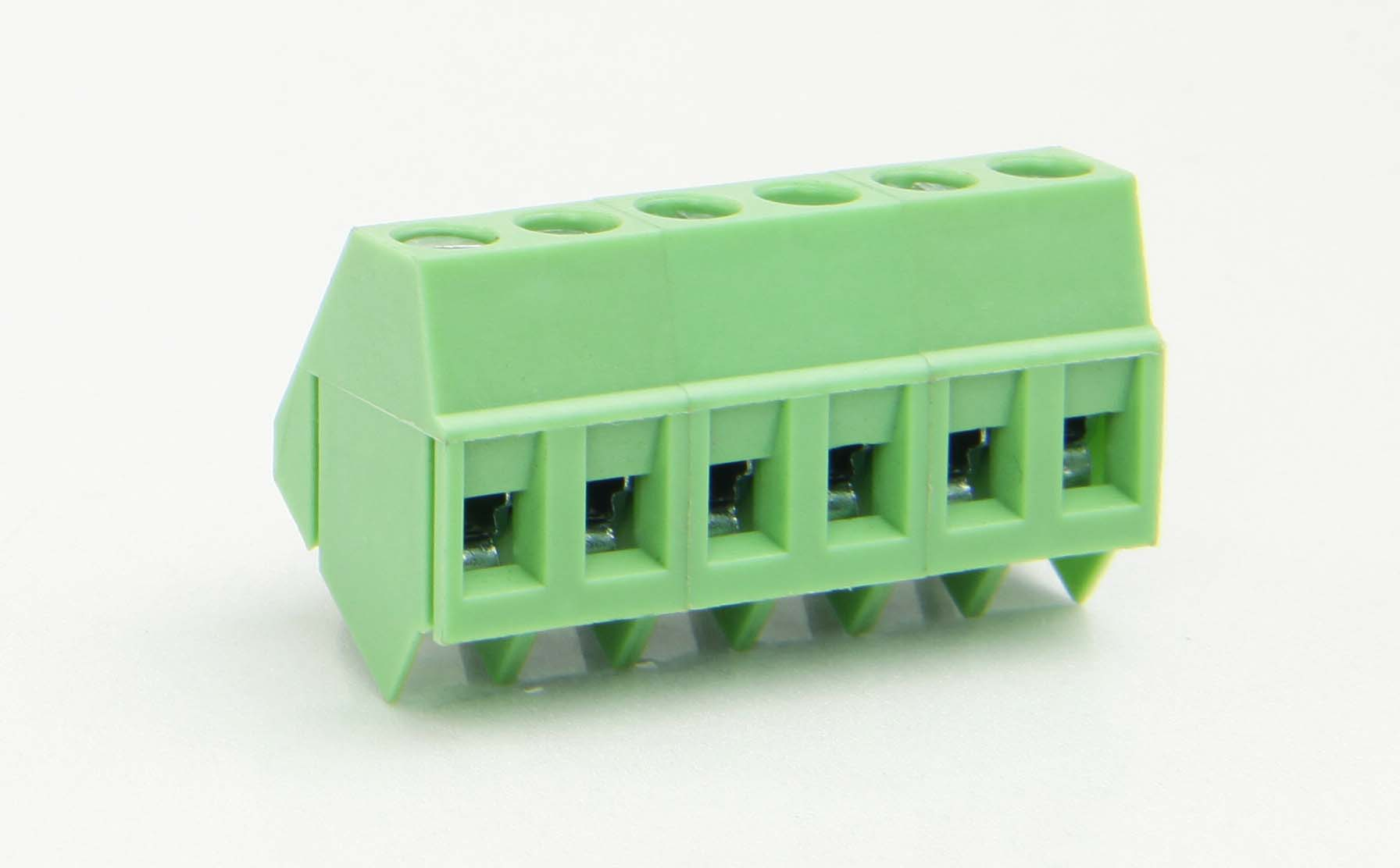 LP103-5.00-B 4 Pin Connector Sa Steel Cage