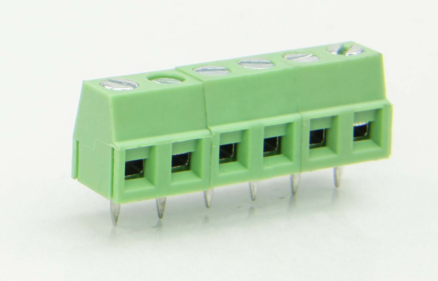 LP127-5.00 Screw Terminal Connector