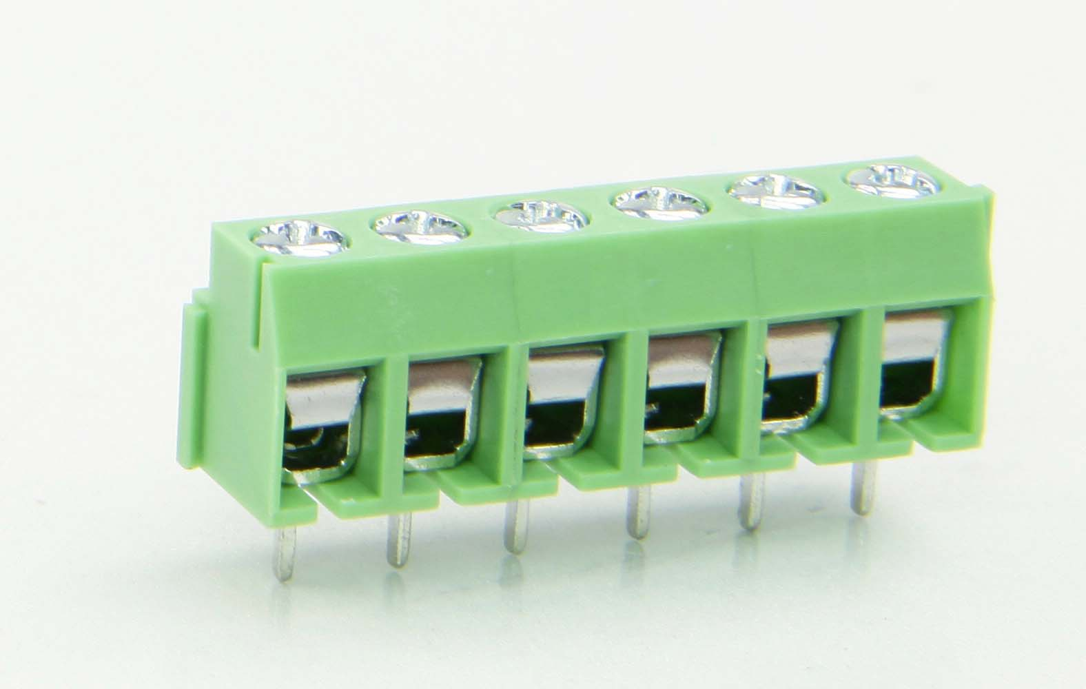 LP126-5.00 DIN Rail Terminal Connector