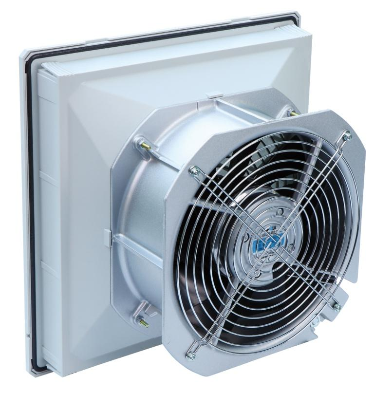High Quality Panel Mounted 320mm Rittal Exhaust Fan Filter(FKL5526)