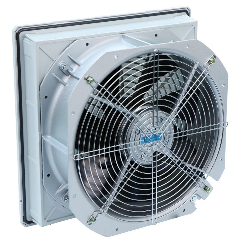 Cabinet 320mm Fan Filter Ventilation with Heat-Resistant Flame (FK5526-D)
