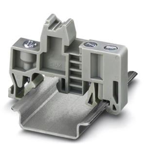 DIN Rail Terminal Blocks End Clamp Stopper E/JUK