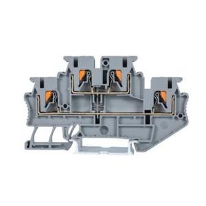 JPTTB2.5-PV Double Level Feed-Through Terminal Blocks