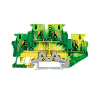 Advantages of new plug-in spring terminals and feed-through terminal blocks