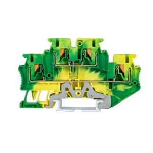 JPTTB2.5-PE Plug-in type Spring Green Yellow Connector