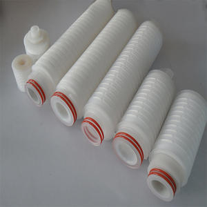 Microporous Pleated Filter