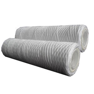 China wire wound filter manufacturer,string wound filter cartridge