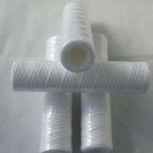 China polypropylene wire filter supplier