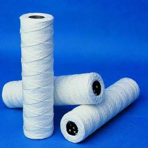 China skim cotton thread filter supplier