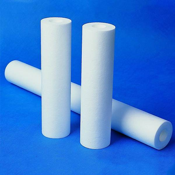 1 micron 5 micron PP melt blown filter cartridge for Water purification
