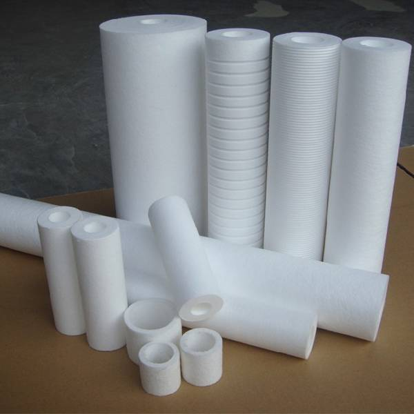 PP melt blown polypropylene filter