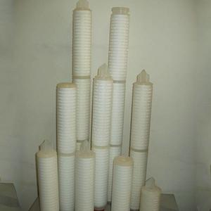 Filtration Candle/ Pleated Filter Cartridge /water Purifier Filter