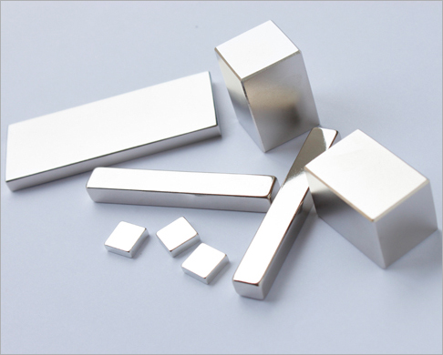 Block magnets, neodymium magnet block