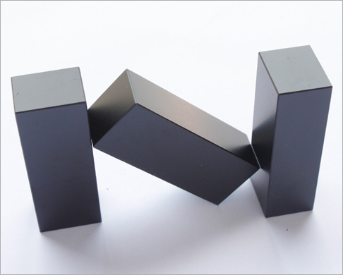Black epoxy coated strong neodymium magnet