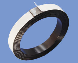 1.5mm X 12.7mm Strong Magnetic Tape With Economic Acrylic Adhesive