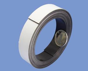 1mm X 20mm Strong Magnetic Tape With Economic Acrylic Adhesive