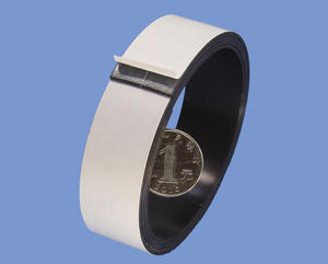 1mm X 25mm Strong Magnetic Tape With Economic Acrylic Adhesive